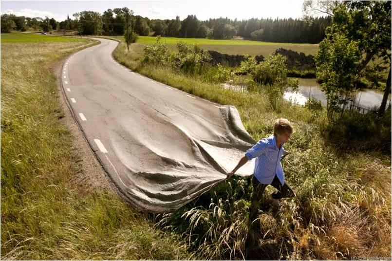 Hacer tu propio camino